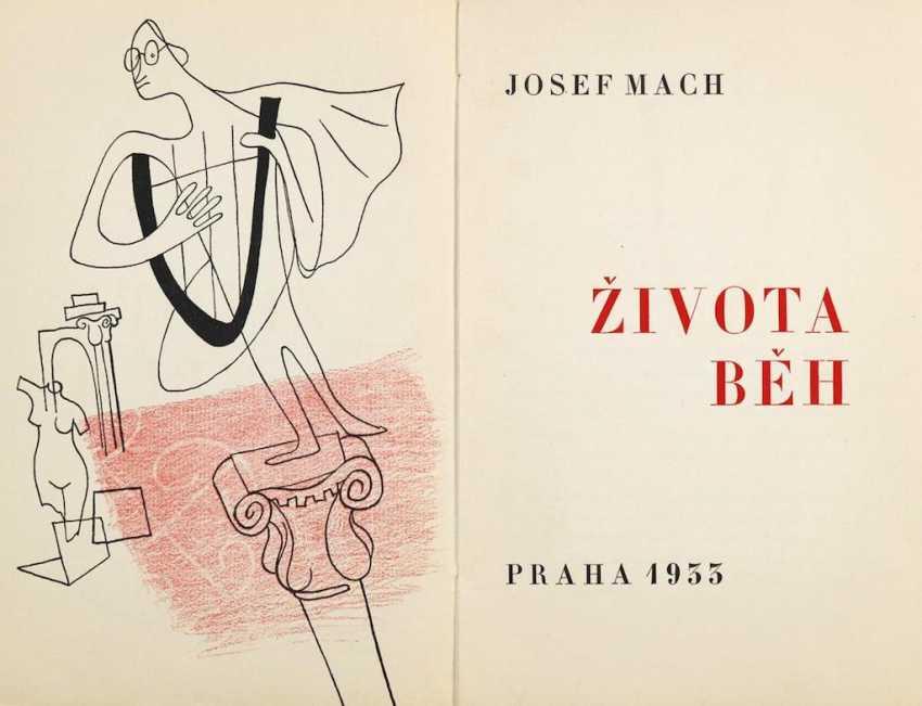 Tschechische Buchkunst. - photo 2