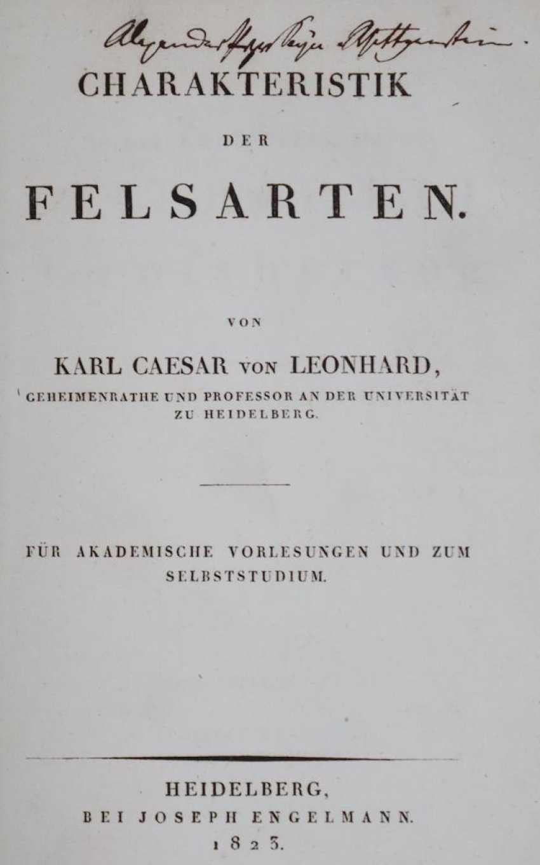 Leonhard, KCv - photo 1