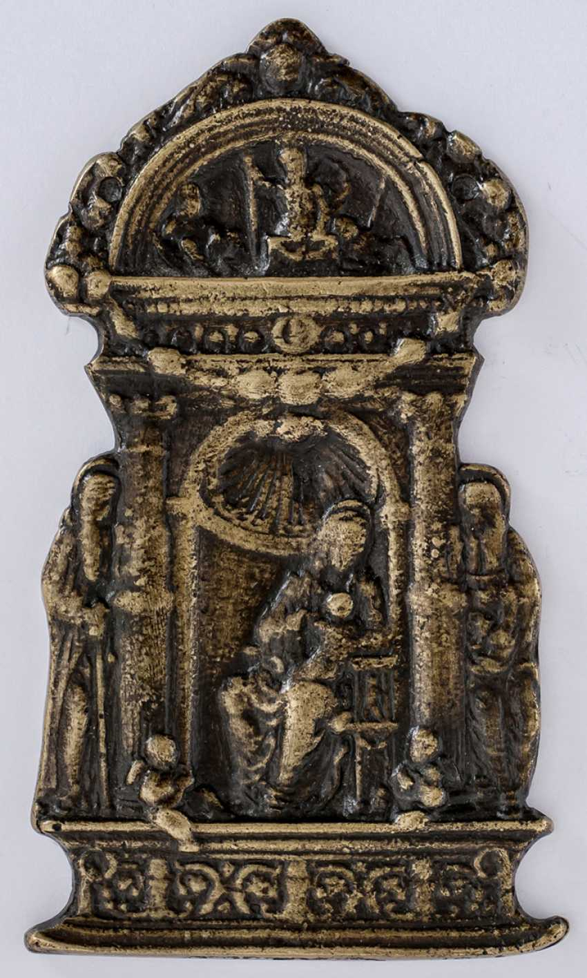 Madonna with child, Hl. Anthony the Abbot and Hl. Jerome - photo 1