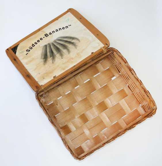 Zigarrenkorb um 1920 - photo 2