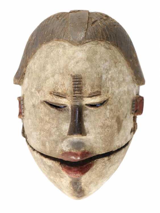 Ogoni Nigeria Maske - photo 1