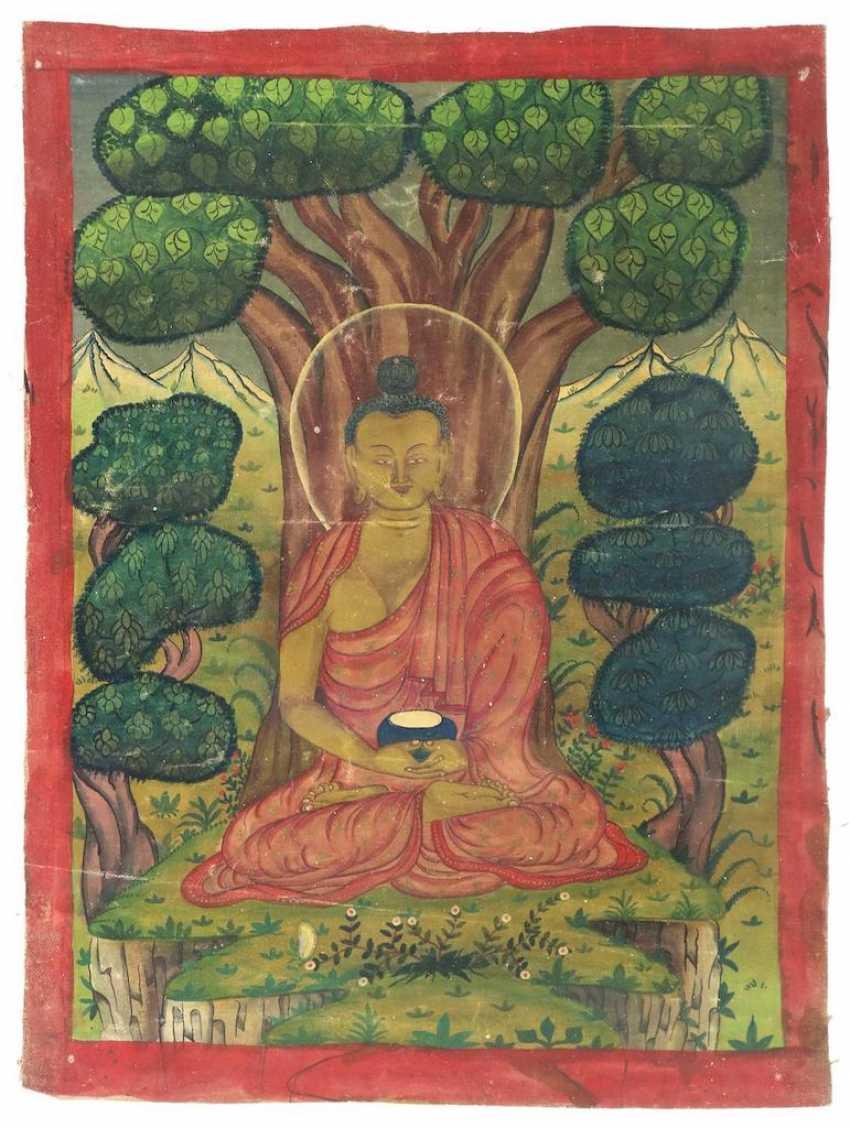 Bhaishayjaguru Medizinbuddha - photo 1