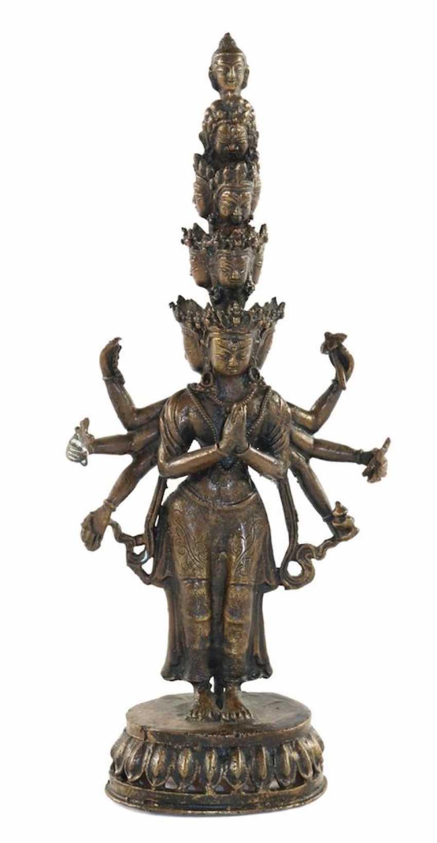 Buddha Avalokiteshvara - photo 1