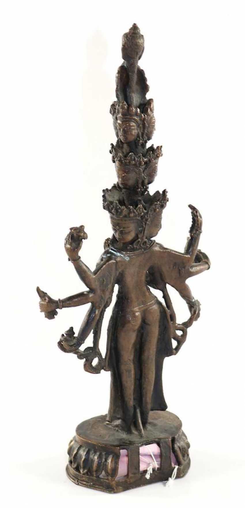 Buddha Avalokiteshvara - photo 2