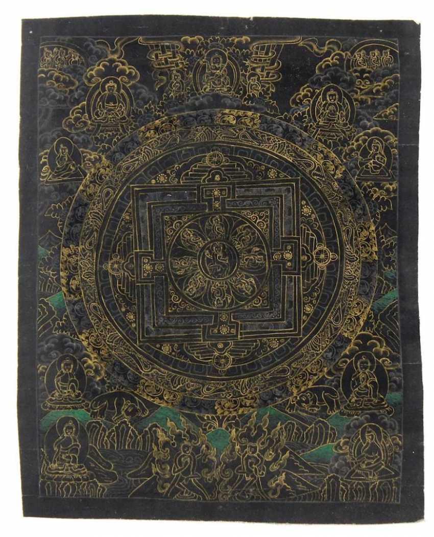 Chakrasamvara Mandala - photo 1