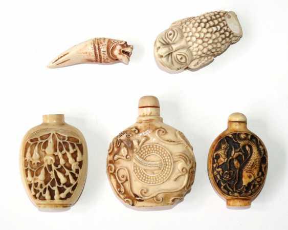 Snuff Bottle China. - photo 1
