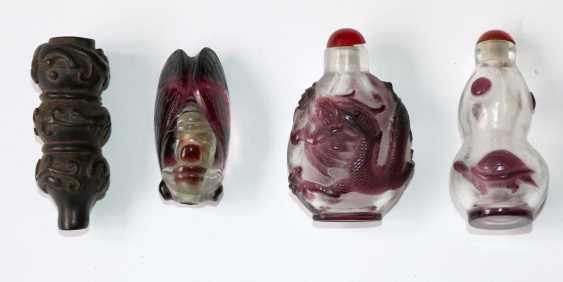 Snuff Bottle China. - photo 3