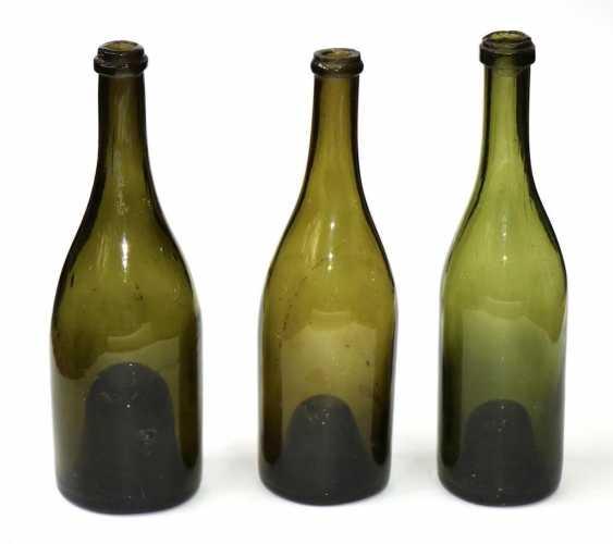 10 Hohlglasflaschen - Foto 2