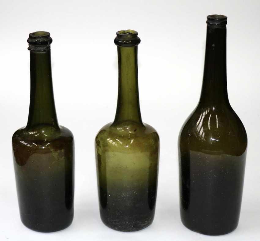 10 Hohlglasflaschen - Foto 3
