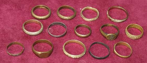 Antike Ringe - photo 2