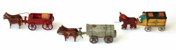 Erzgebirge Fahrzeuge. - photo 1