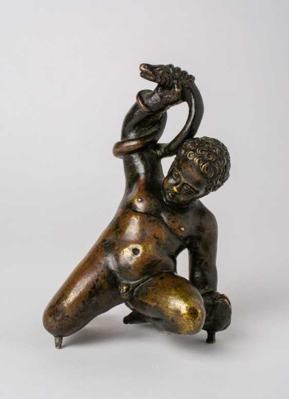Hercules, boy with snake - photo 1