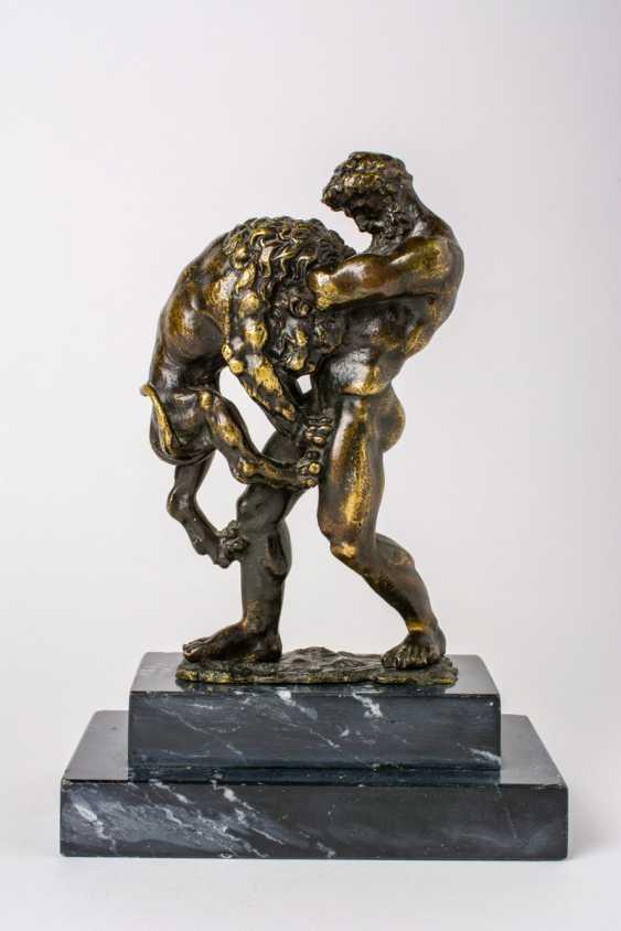 Hercules and the nemäische lion - photo 1