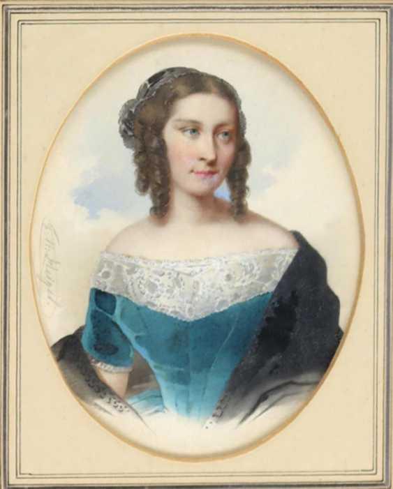 Heigel, Franz Napoleon (1813 Paris - Munich 1888). - photo 1