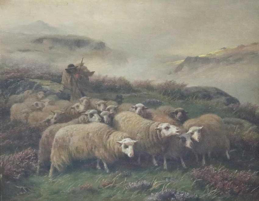 Шенк, Август Фридрих - фото 1