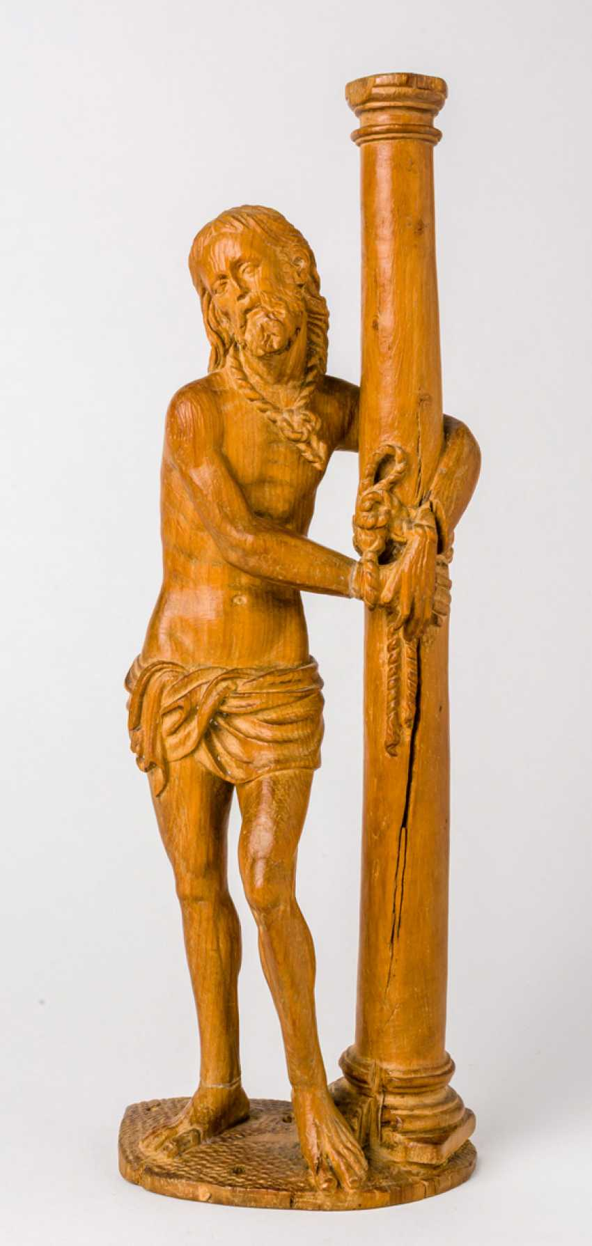 Christ at the scourge column - photo 1