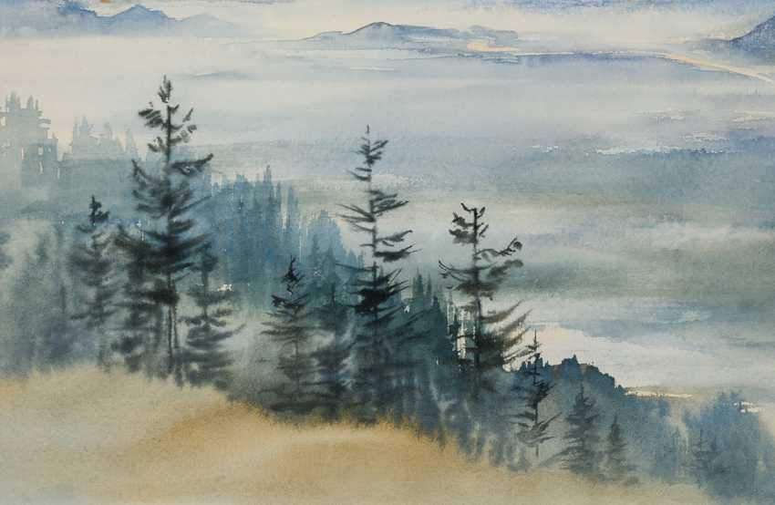 Alpine Painter - photo 1