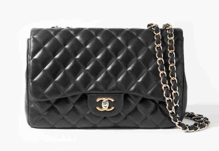 "Chanel, ""Jumbo Flap Bag"" - photo 1"