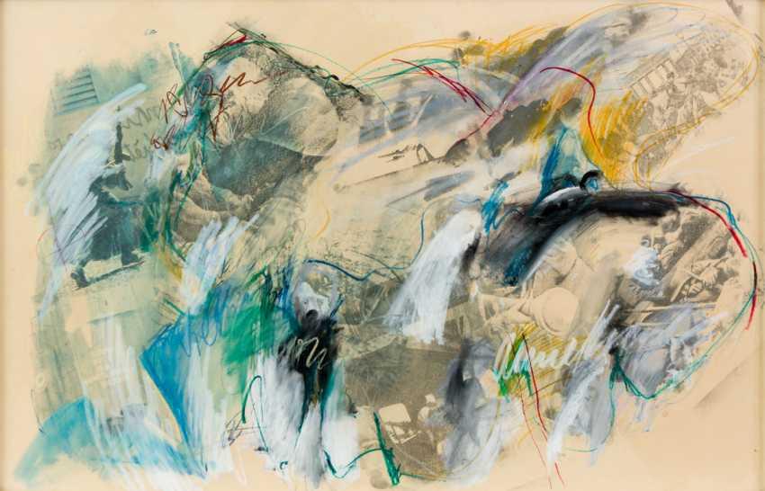 **Wolf Vostell (1932-1998) - photo 1