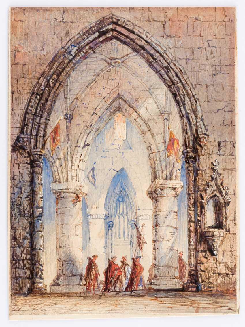 Samuel Prout (1783-1852) - photo 1