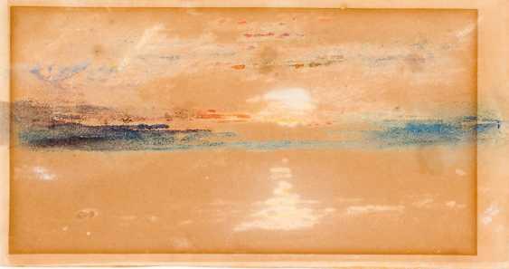 Joseph Mallord William Turner (1775 - 1851), attributed to - photo 1