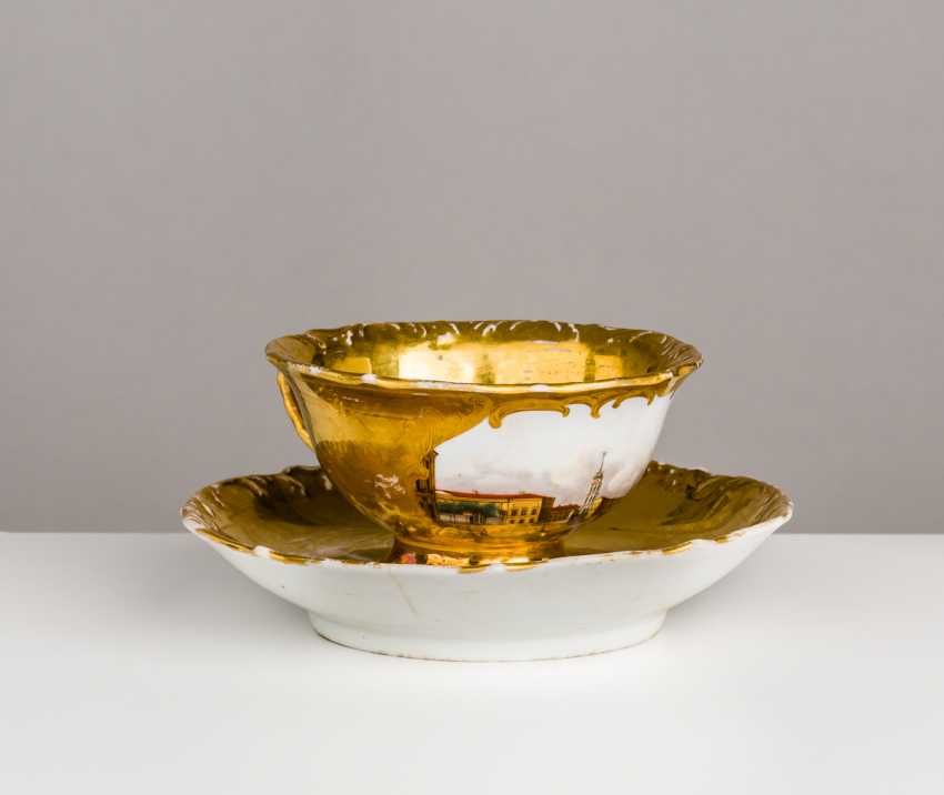 View Cup with saucer - photo 2
