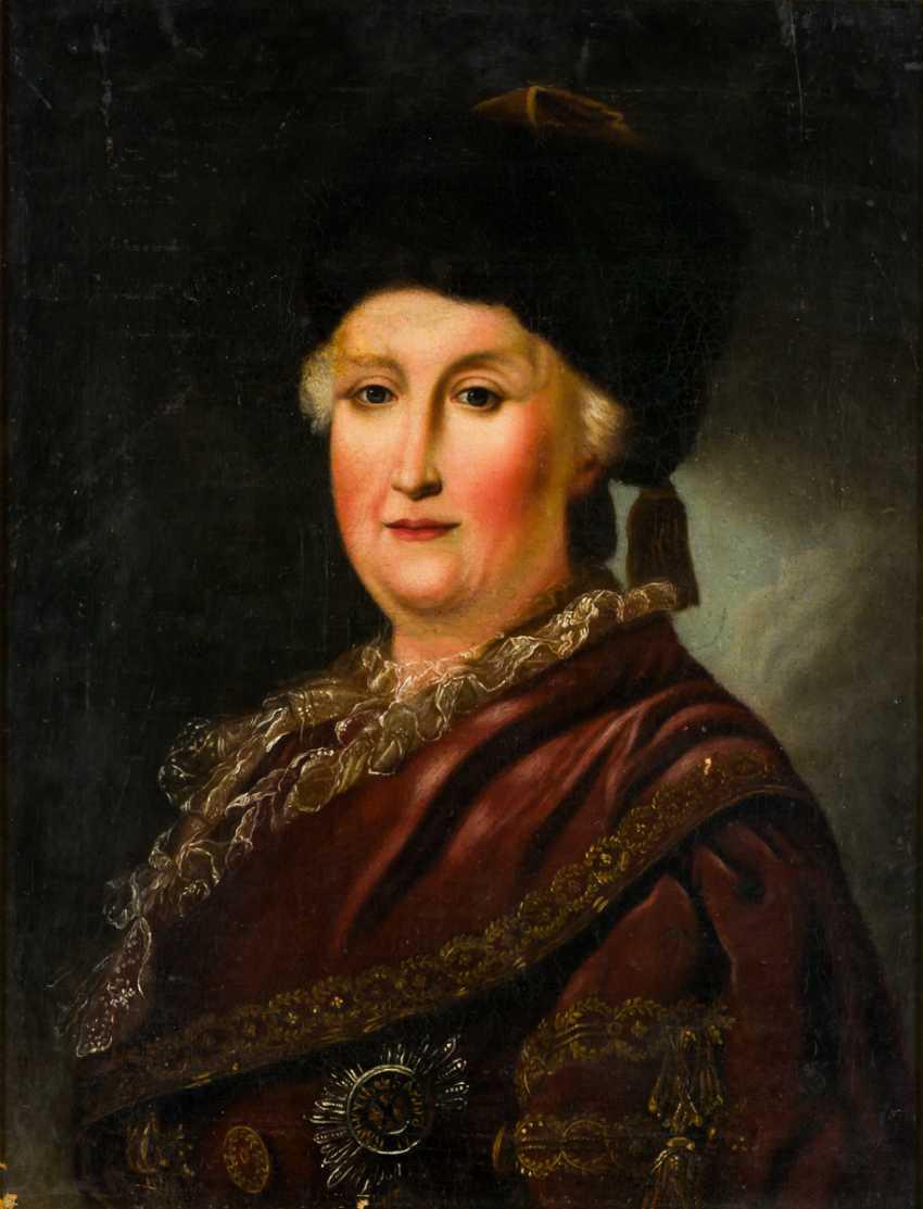 Mikhail Shibanov (1764 - 1785), surroundings - photo 1