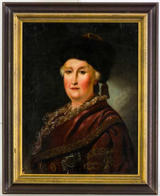 Mikhail Shibanov (1764 - 1785), surroundings - photo 2