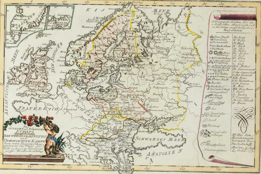The Eastern and Northern Europe. Third Intro and overview map - photo 1