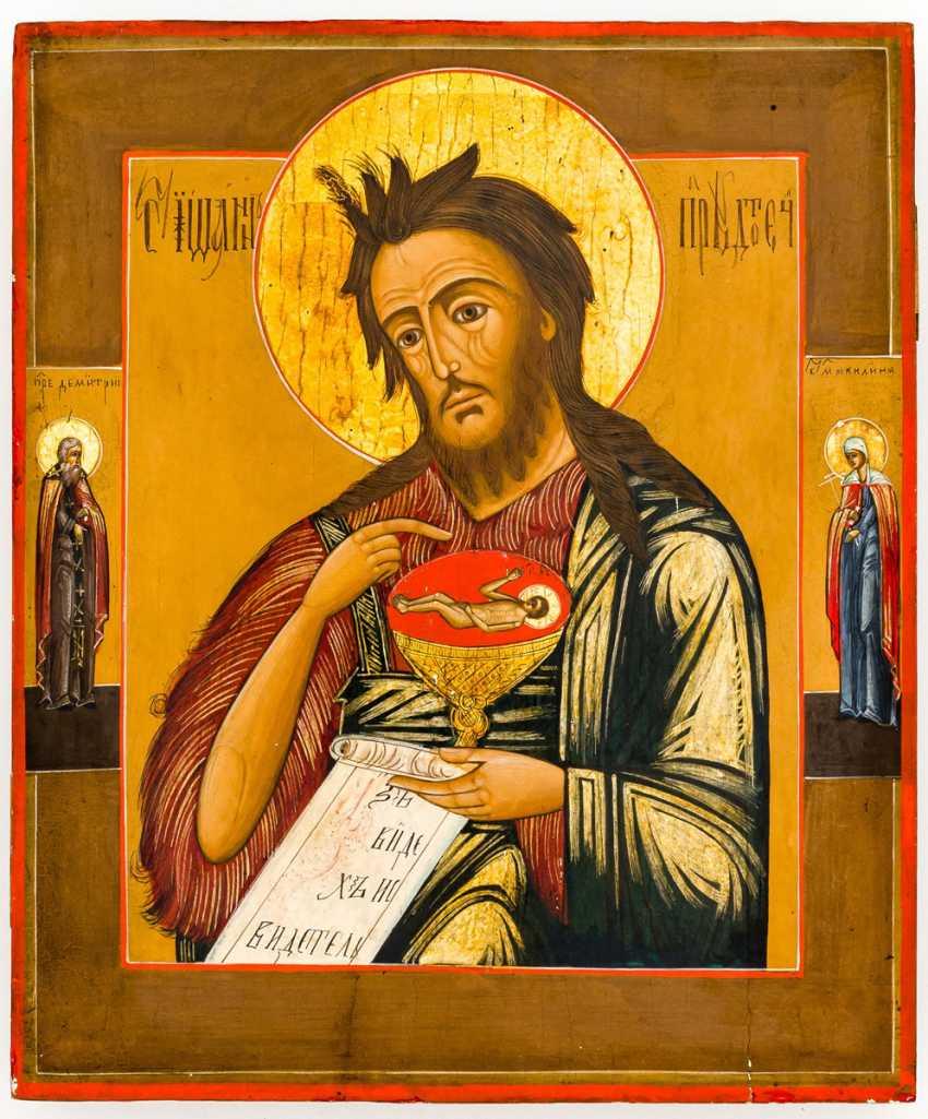 Hl. Saint John the forerunner - photo 1