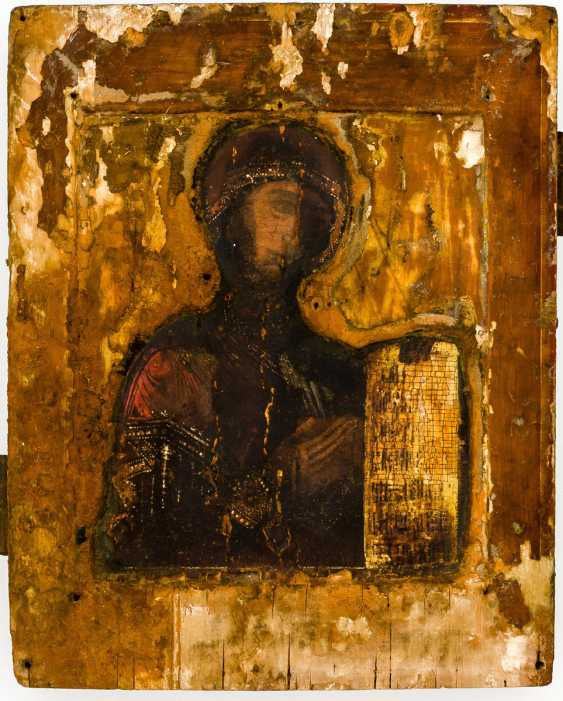 Deesis-The Mother Of God - photo 1