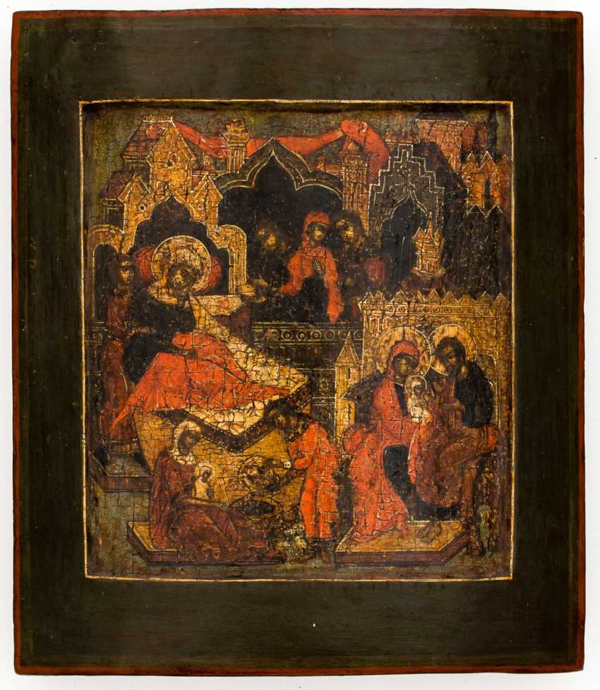 Birth of the mother of God - photo 1