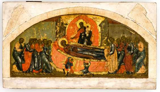 Dormition of the mother of God - photo 1