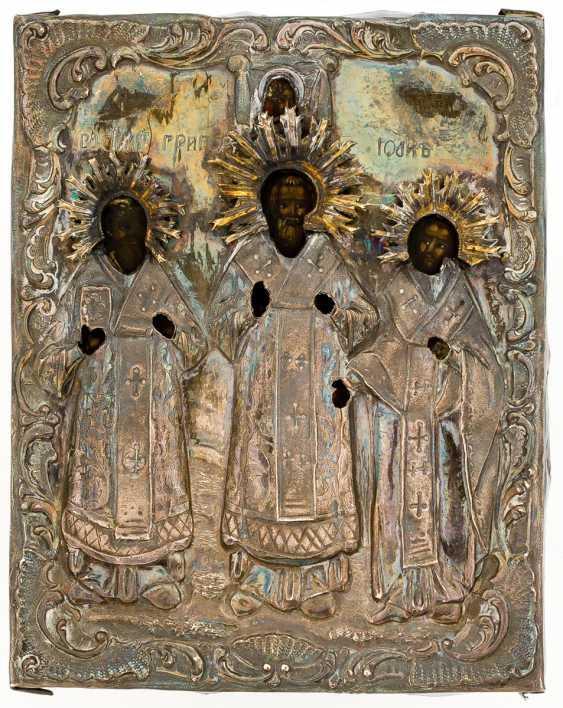 The three hl. Hierarchs - photo 1