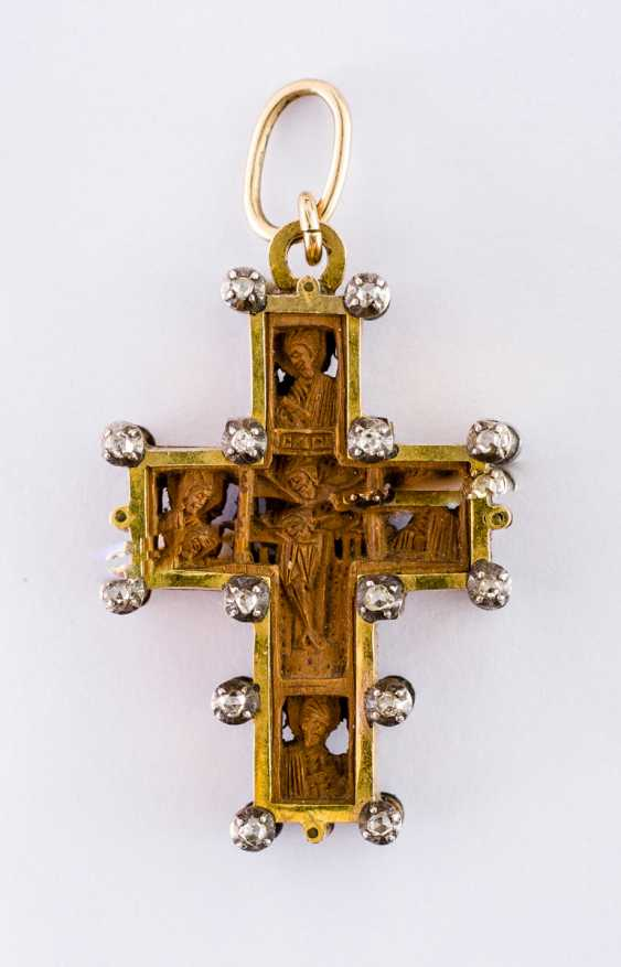 Cross pendant - photo 2