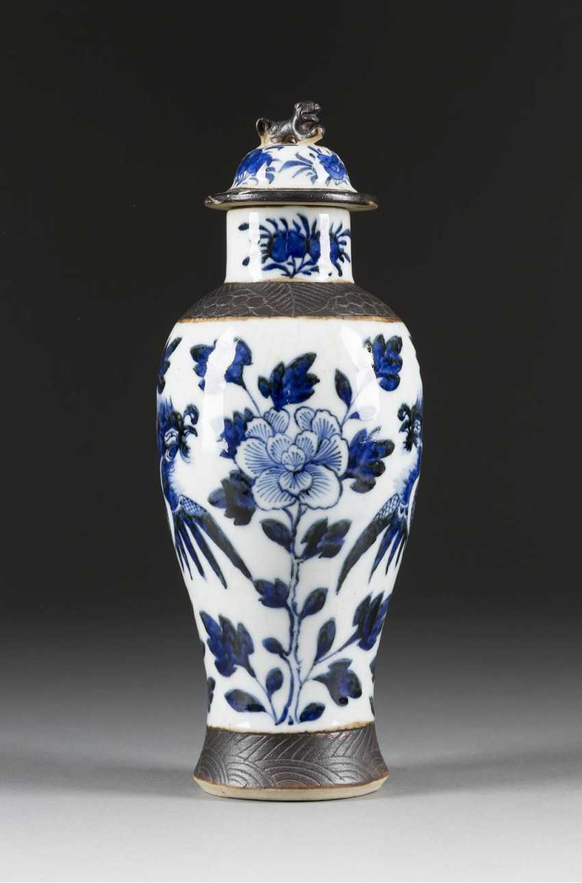 COVER VASE WITH PHÖIXEDEKOR - photo 1