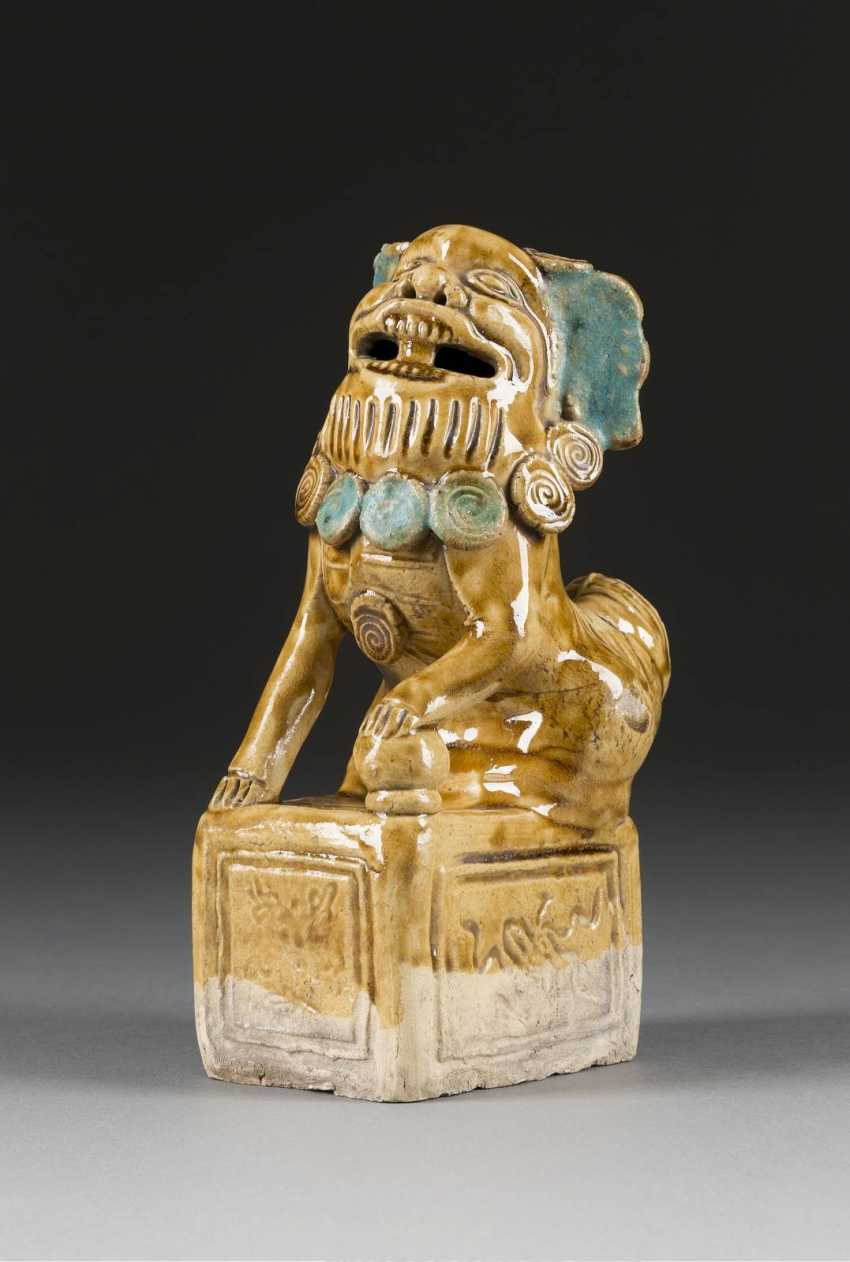 CENSER, IN THE FORM OF A LION - photo 1