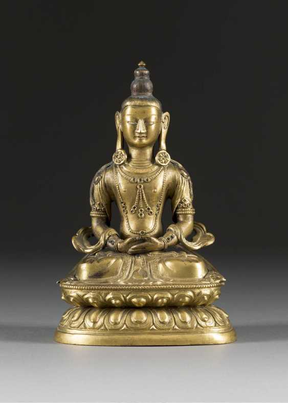 A SITTING BUDDHA ON DOPPELTOLOS - photo 1