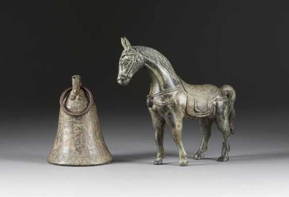 BELL AND HORSE - photo 1