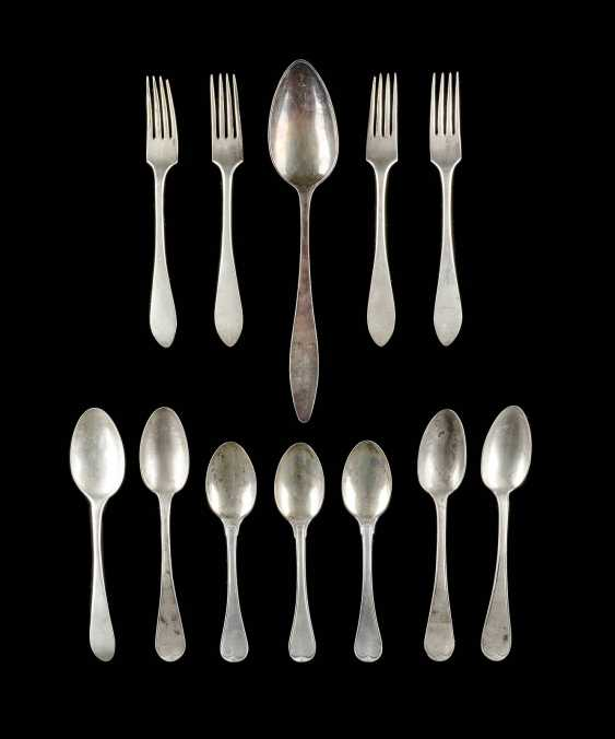 FOUR FORKS AND EIGHT SPOONS - photo 1