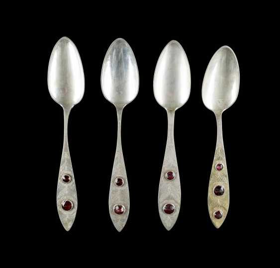 FOUR NORTH GERMAN SPOON - photo 1