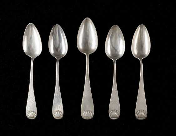 FIVE NORTH GERMAN DINING SPOON - photo 1