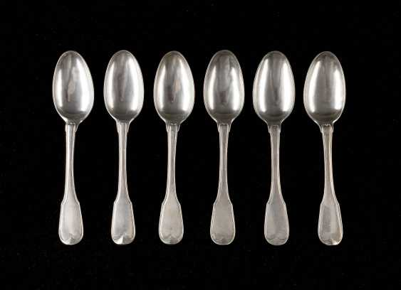 SIX DINING SPOON - photo 1