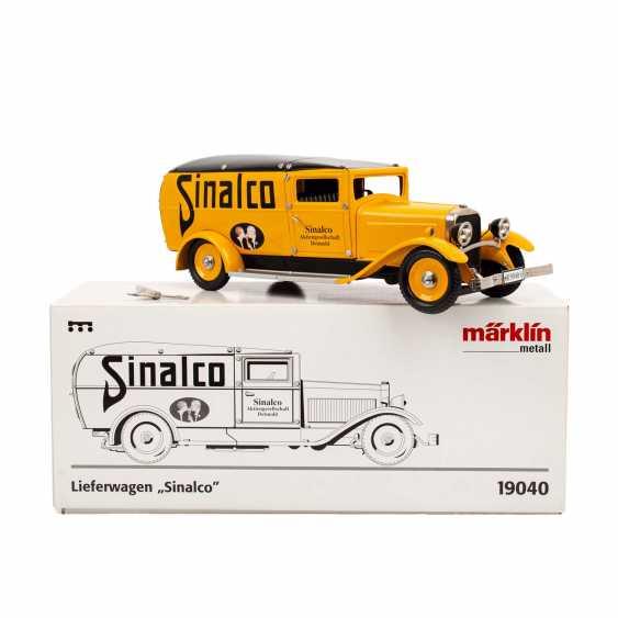 "MÄRKLIN delivery truck ""Sinalco"" 19040, - photo 1"