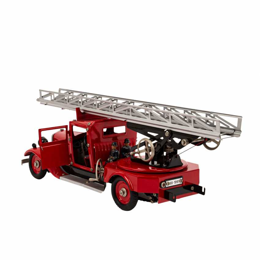 MÄRKLIN fire engine 1991, - photo 3