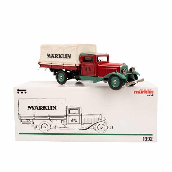 MÄRKLIN delivery van 1992, - photo 1