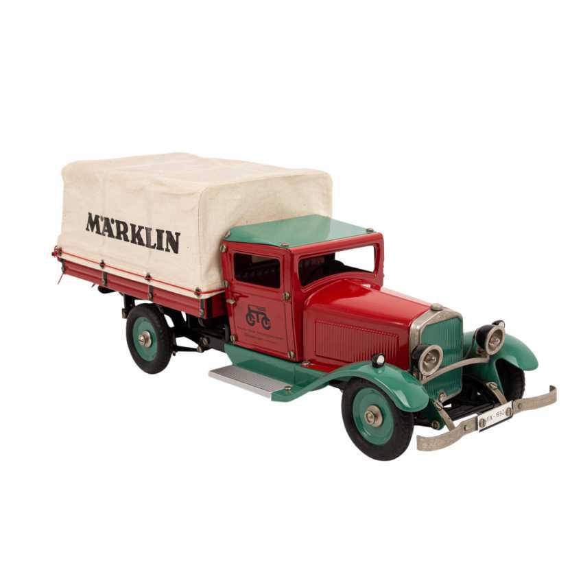 MÄRKLIN delivery van 1992, - photo 2