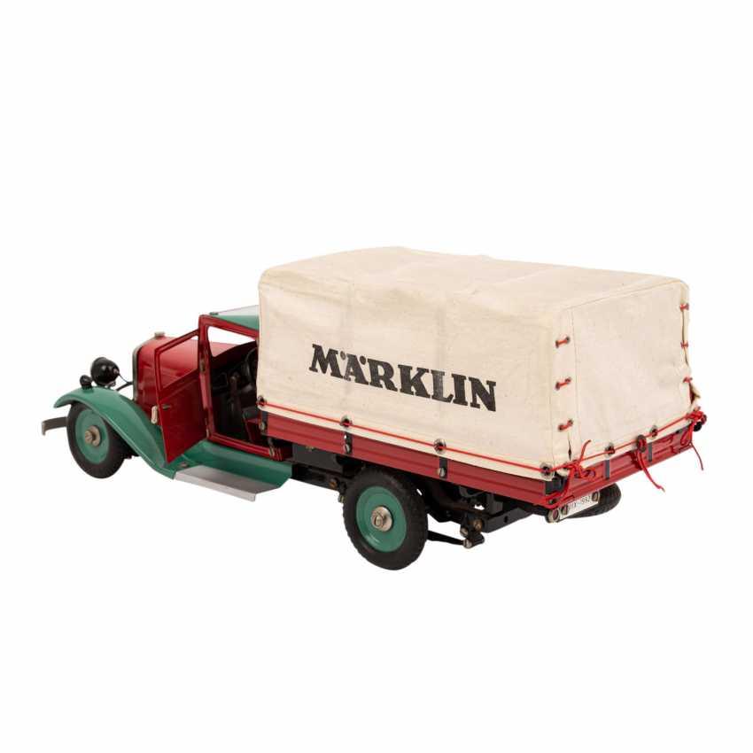 MÄRKLIN delivery van 1992, - photo 3