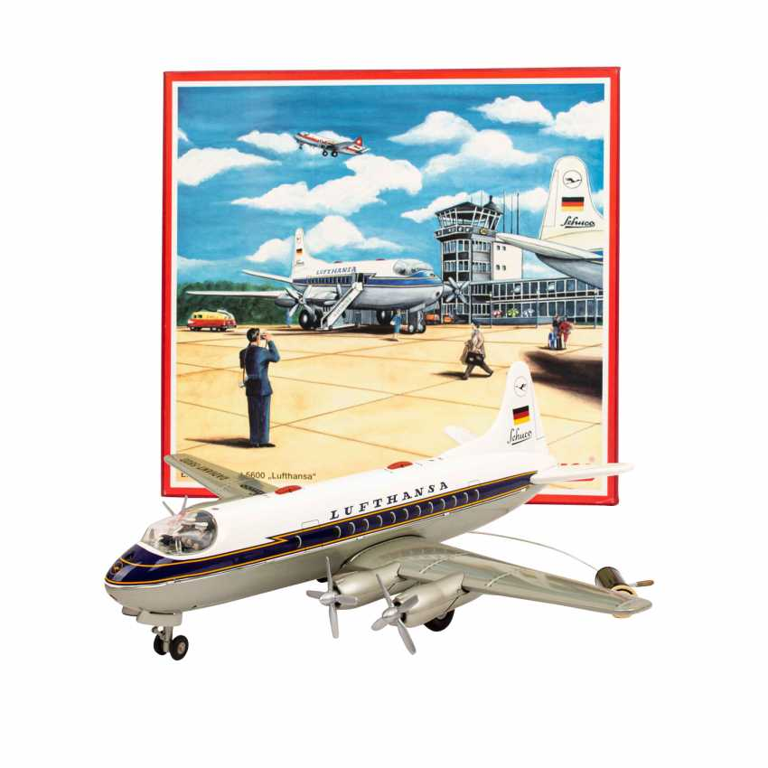 "SCHUCO aircraft ""Elektro Radiant 5600"", - photo 1"