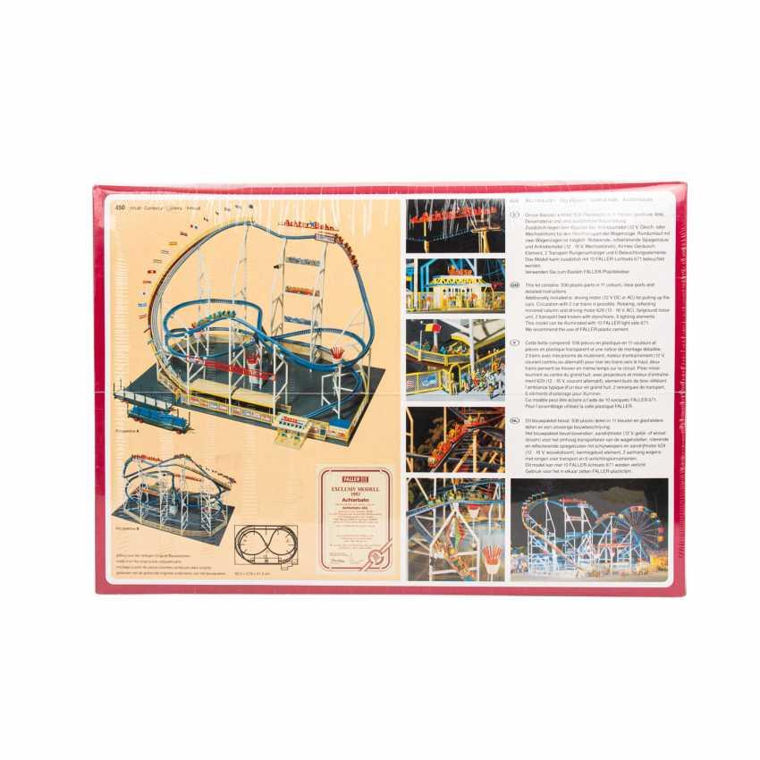 "FALLER ""H0 450"" kit for a roller coaster, 1993 - photo 3"
